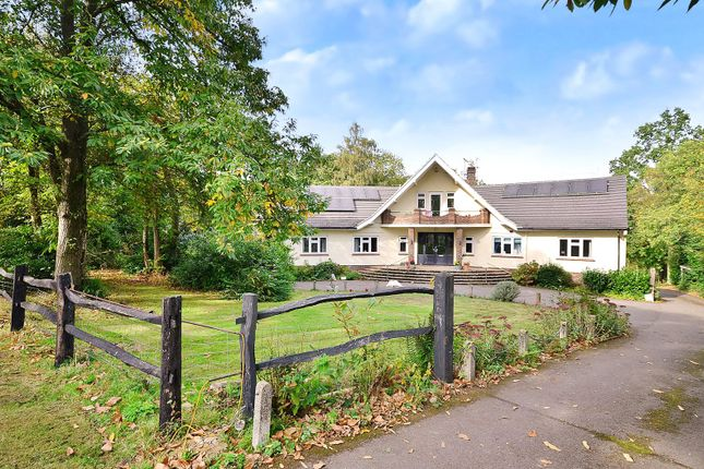 Thumbnail Detached house for sale in New Domewood, Copthorne