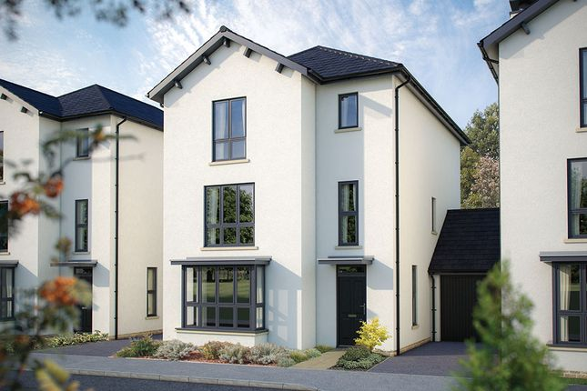 "Thumbnail Link-detached house for sale in ""The Naunton"" at New Barn Lane, Prestbury, Cheltenham"