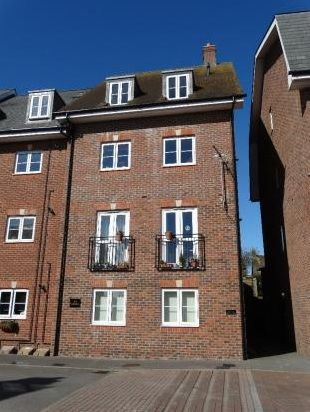 Thumbnail Flat to rent in Keats House, Dorchester, Dorset