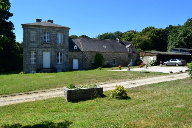 Thumbnail Detached house for sale in 56160 Séglien, Morbihan, Brittany, France