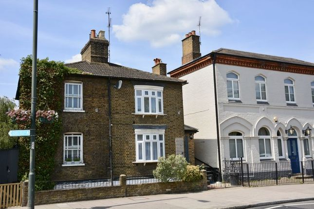 Thumbnail Semi-detached house for sale in High Street, Hampton Wick, Kingston Upon Thames