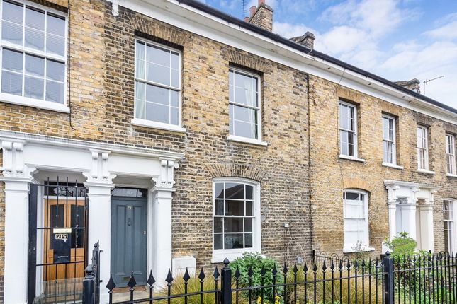 Thumbnail Semi-detached house for sale in Shrubland Road, London
