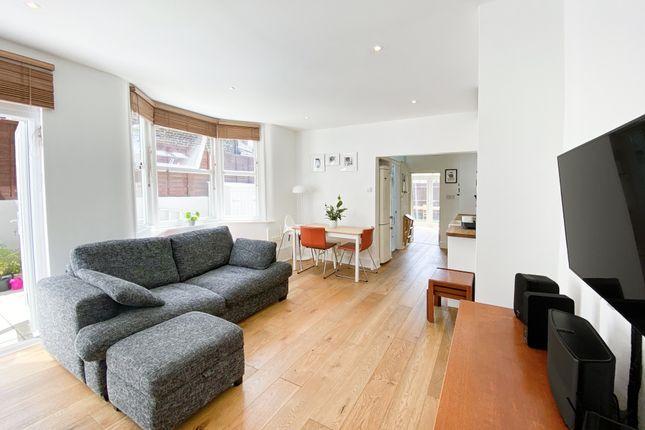 Thumbnail Flat for sale in Garden Flat Cheltenham Road, London