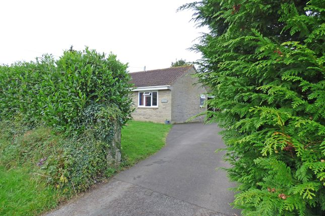 Thumbnail Detached bungalow for sale in Bowden Road, Templecombe