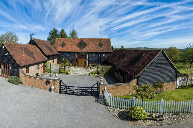 6 bed equestrian property for sale in Rogerstown, Holtye Common, Cowden, Edenbridge