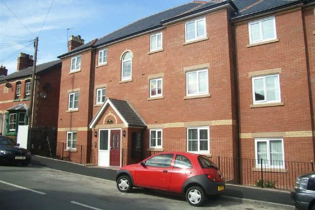 Thumbnail Flat for sale in Gittin Street, Oswestry