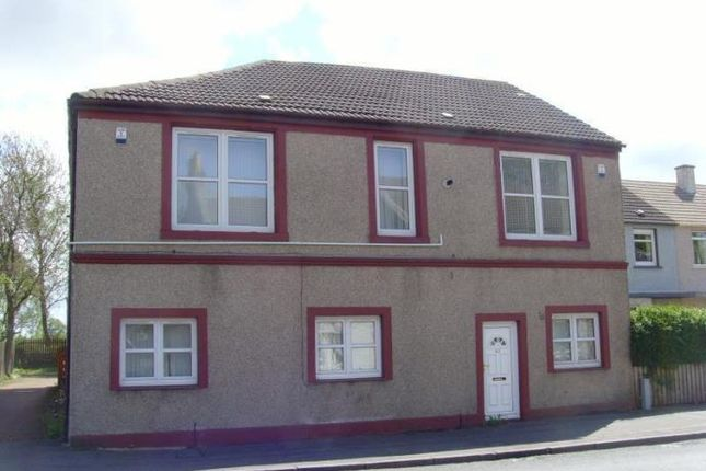 Thumbnail Town house to rent in Cambusnethan Street, Wishaw