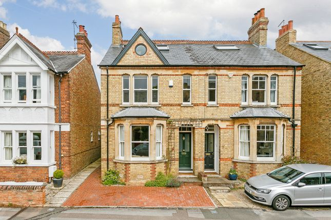 4 bed semi-detached house for sale in Stratfield Road, Oxford