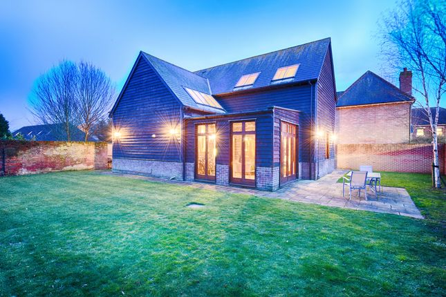 Thumbnail Detached house for sale in Judds Farm Croft, Stanway, Colchester