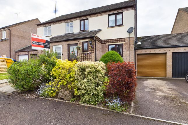 Thumbnail Semi-detached house for sale in Sheens Meadow, Newnham, Gloucestershire