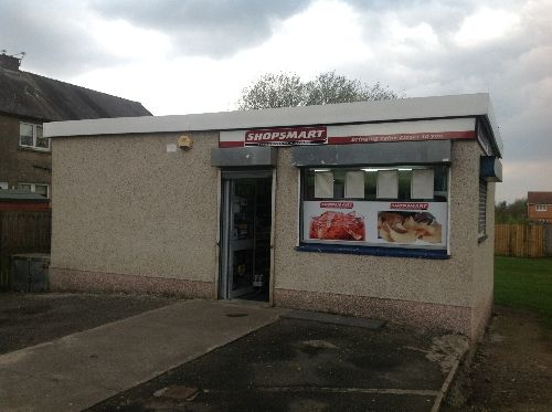 Retail premises for sale in Armadale, West Lothian