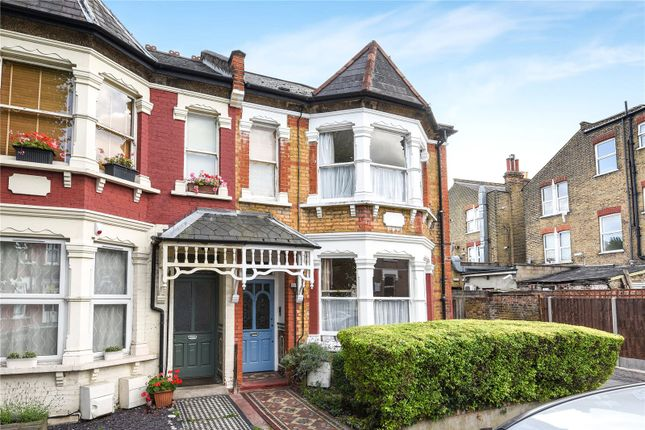 Thumbnail Flat for sale in Osborne Road, Palmers Green, London
