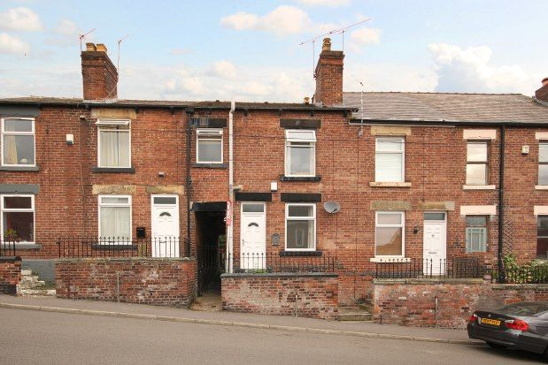Thumbnail 2 bed property to rent in Hoole Street, Sheffield
