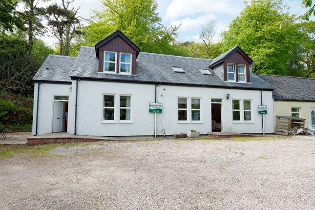 Thumbnail Terraced house for sale in Glencloy, Brodick, Isle Of Arran, North Ayrshire
