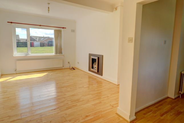 Thumbnail Flat for sale in Northcott Gardens, Seghill, Cramlington