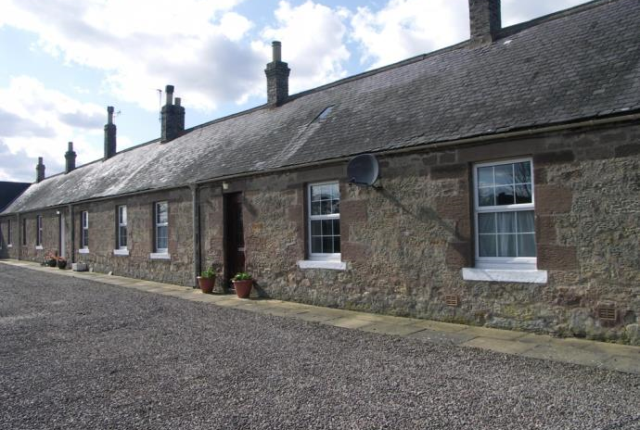 Thumbnail Cottage to rent in Little Swinton Farm Cottages, Coldstream
