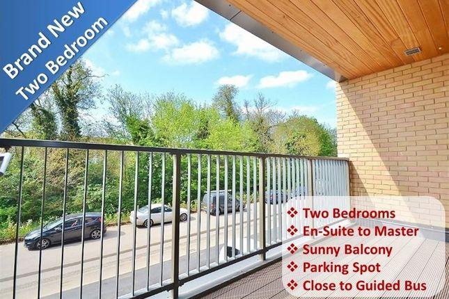 Thumbnail Flat to rent in Windslow House, Green Lane, Trumpington, Cambridge