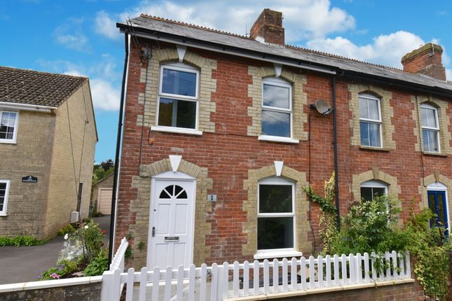 Terraced house for sale in Silver Street, Misterton