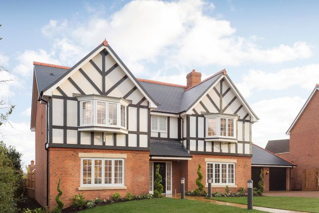 Thumbnail Detached house for sale in Foxhills, Barnt Green, Birmingham