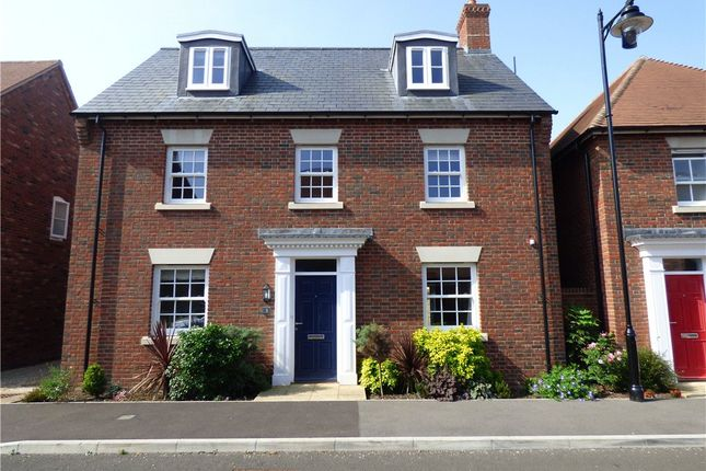 Thumbnail Detached house to rent in Emletts Way, Yeovil, Somerset