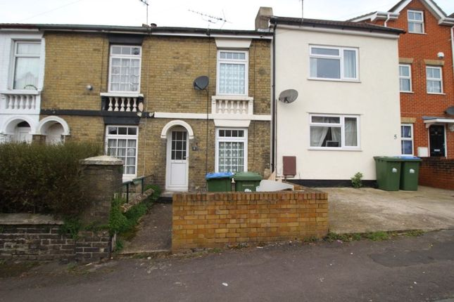 Thumbnail Terraced house for sale in Cliff Road, Southampton