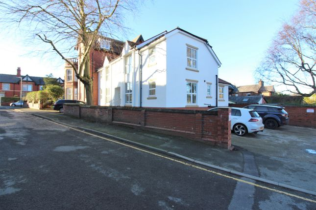 Thumbnail Flat for sale in Ashdale House, Elletson Street, Poulton-Le-Fylde