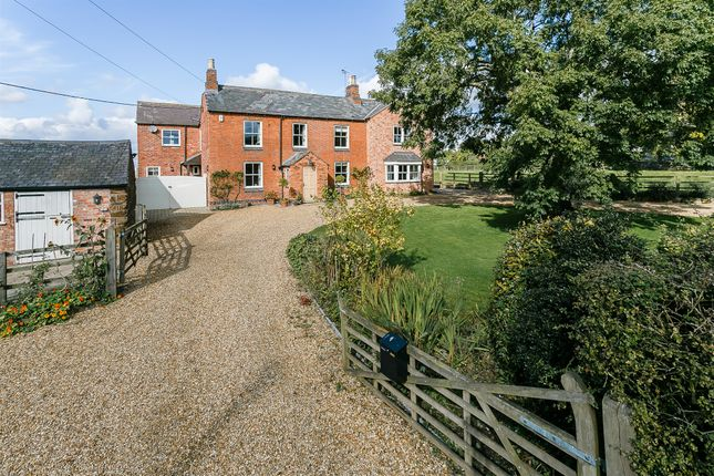 Thumbnail Detached house for sale in Main Street, Illston, Leicester