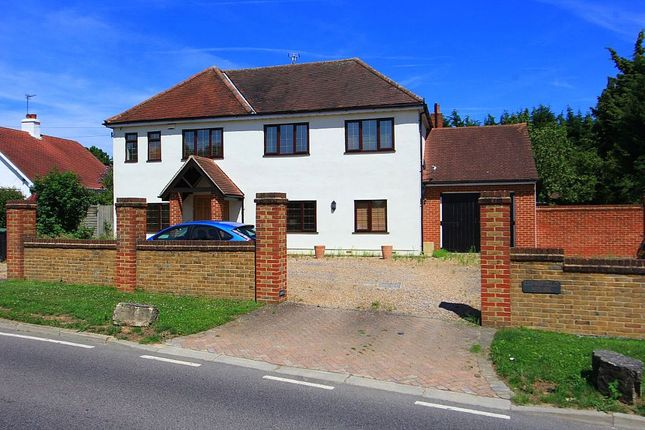 Thumbnail Detached house for sale in Epping Road, Roydon, Harlow, Essex