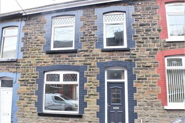 Thumbnail Terraced house for sale in Penmain Street, Porth