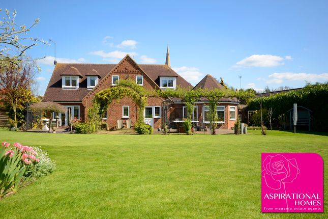 Thumbnail Detached house for sale in Rotton Row, Raunds