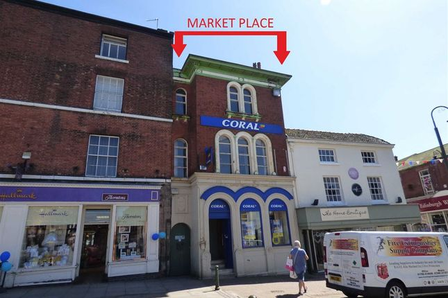 Thumbnail Land for sale in Market Place, Leek, Staffordshire