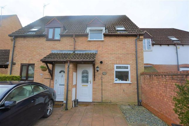 1 bed terraced house for sale in Millers Dyke, Quedgeley, Gloucester GL2