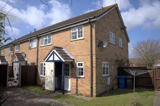 2 bed end terrace house to rent in Gondree, Carlton Colville, Lowestoft NR33