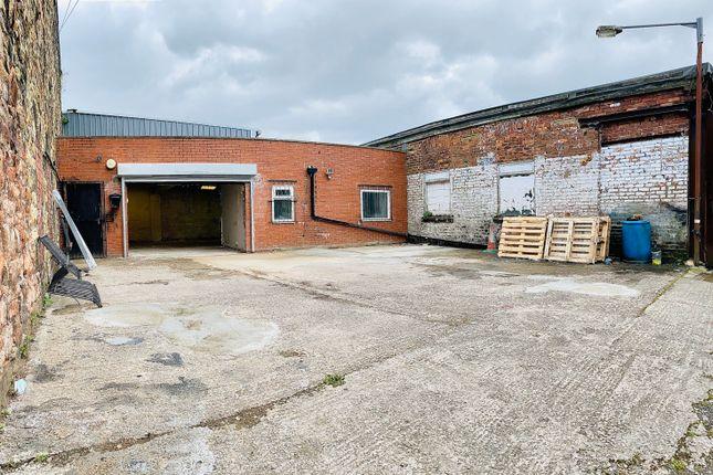 Thumbnail Industrial to let in Albert Works, Unit 10, Brook Street, Bury