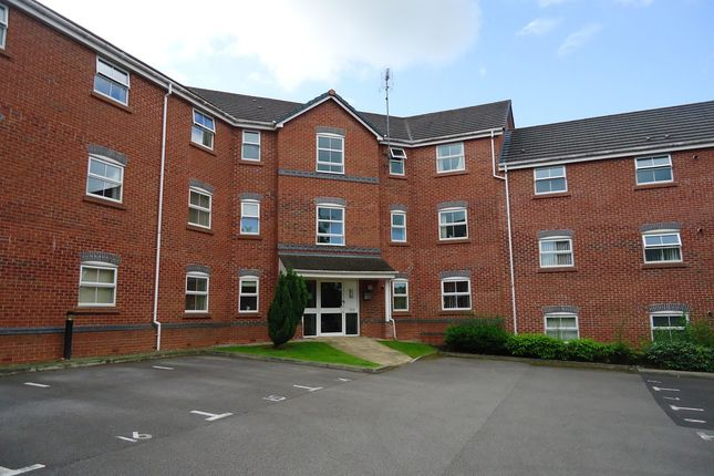 Thumbnail Flat for sale in Wrenbury Drive, Northwich