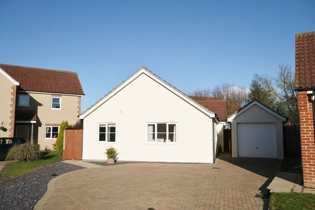 Thumbnail Property for sale in West Carr Road, Attleborough