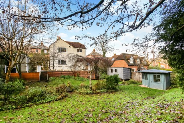 Thumbnail Cottage to rent in High Street, Rowledge, Farnham