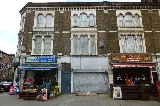 Thumbnail Restaurant/cafe to let in 44 Peckham Road, Peckham, London