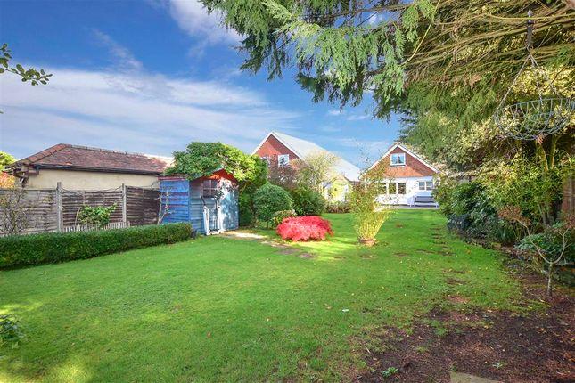 Rear Garden of Hever Avenue, West Kingsdown, Sevenoaks, Kent TN15