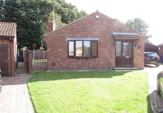 3 bed detached bungalow to rent in Rye Croft, Conisbrough DN12