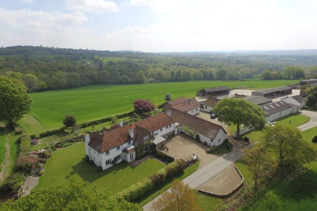 Thumbnail Farm for sale in Crowborough, East Sussex