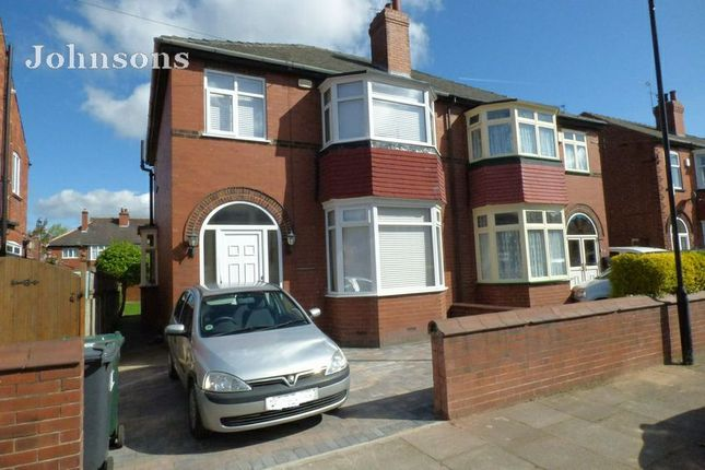 Thumbnail Semi-detached house for sale in Welbeck Road, Bennetthorpe, Doncaster.