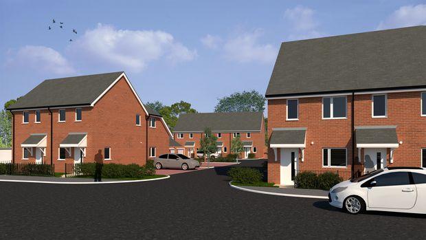 2 bed terraced house for sale in Arundel Road, Littlehampton