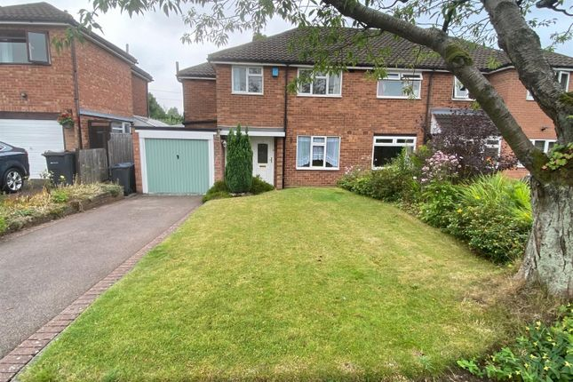 Thumbnail Semi-detached house to rent in Butlers Lane, Sutton Coldfield