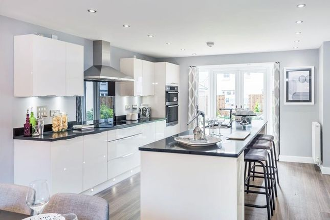 """Kitchen of """"Brechin"""" at Frogston Road East, Edinburgh EH17"""