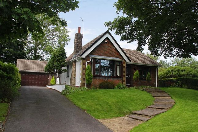 Thumbnail Bungalow for sale in Woodlea Chase, Darwen