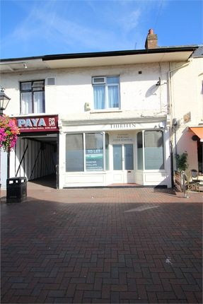 Thumbnail Commercial property to let in Sun Street, Waltham Abbey, Essex