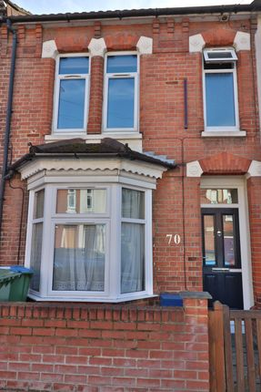 Thumbnail Terraced house to rent in Milton Road, Southampton
