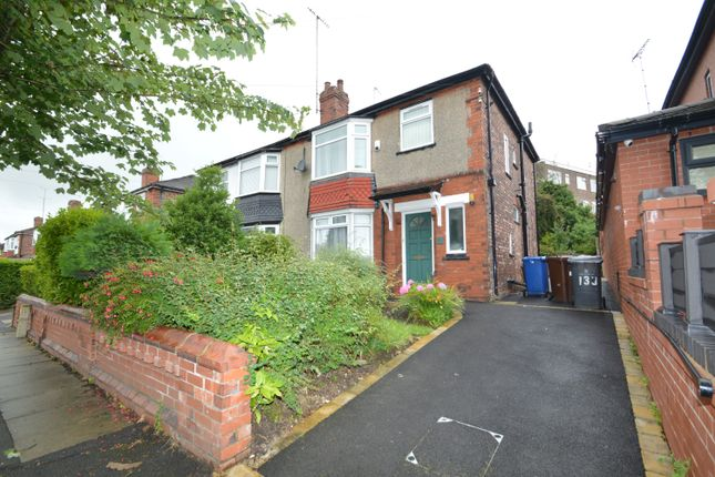 Thumbnail Semi-detached house to rent in Park Lane, Whitefield, Manchester
