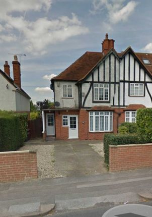 Thumbnail Terraced house to rent in Cressingham Road, Reading